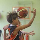 Продолжается программа привлечения школьников к баскетболу