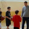 Мастер-класс от спортсменов БК Новосибирск